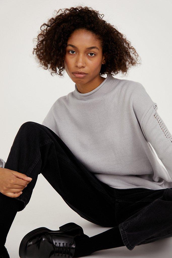 Джемпер женский, Модель A20-11123, Фото №5
