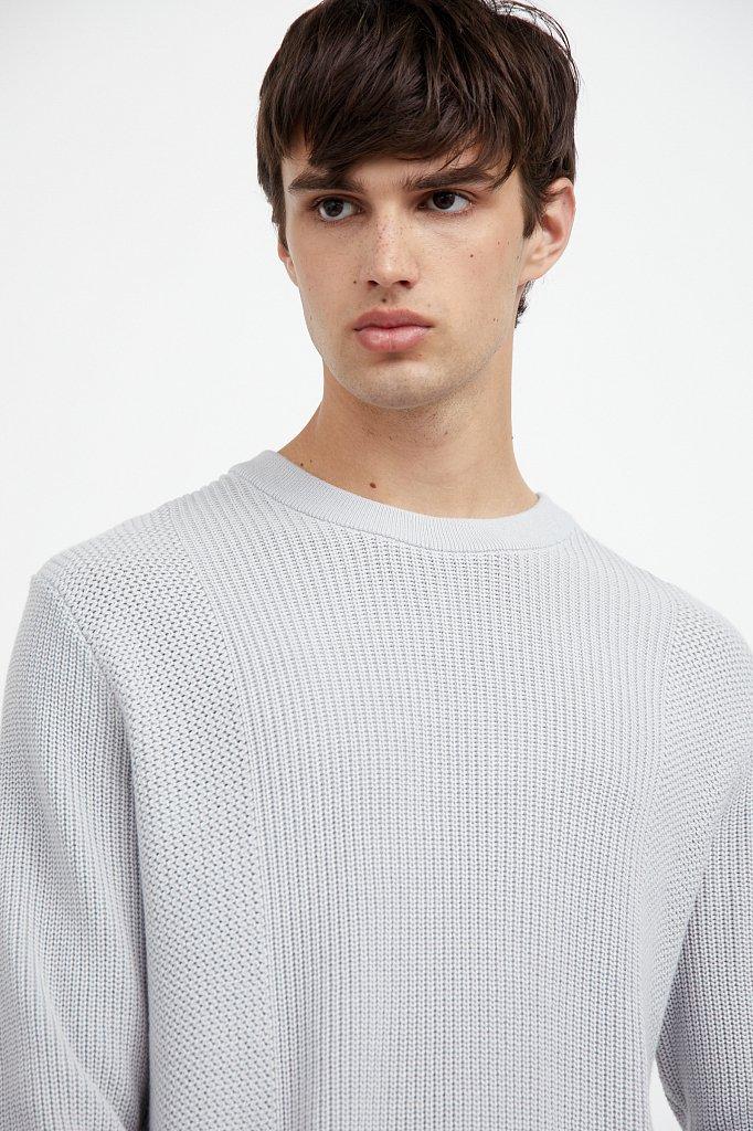 Джемпер мужской, Модель A20-21107, Фото №6