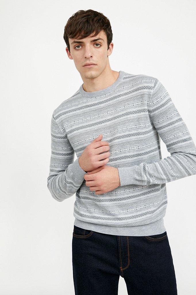 Джемпер мужской, Модель A20-22104, Фото №1