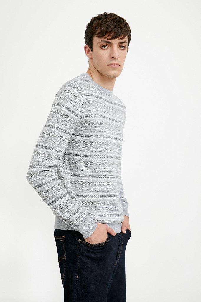 Джемпер мужской, Модель A20-22104, Фото №3