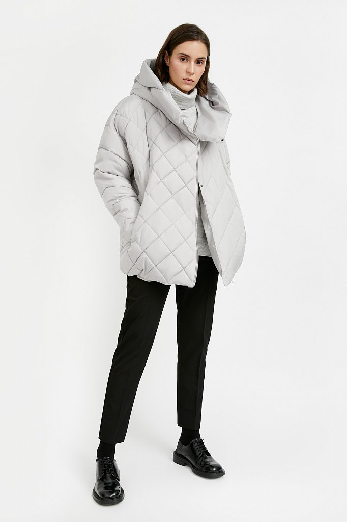Куртка женская, Модель A20-32019, Фото №2