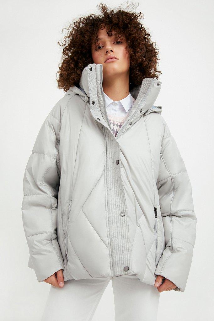 Куртка женская, Модель A20-32070, Фото №1