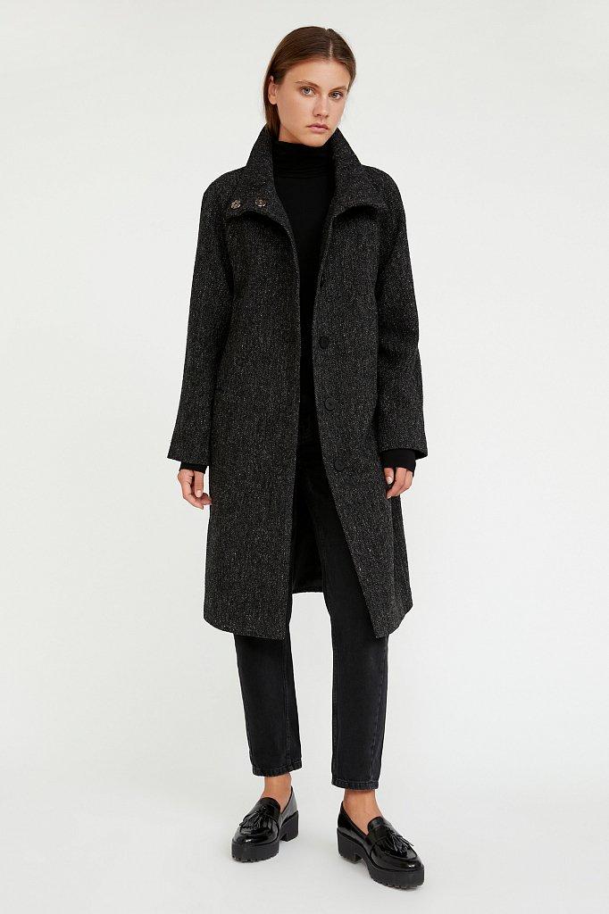 Пальто женское, Модель A20-12026, Фото №2