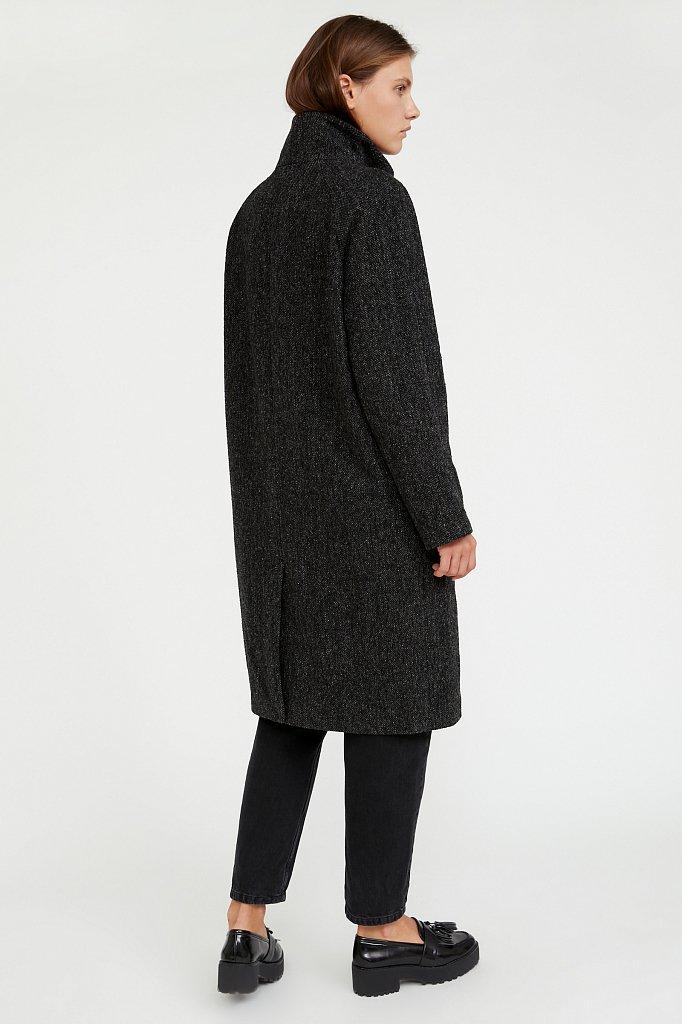 Пальто женское, Модель A20-12026, Фото №4
