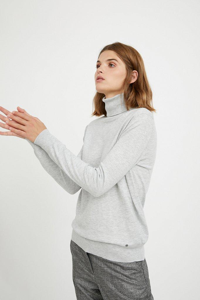 Джемпер женский, Модель A20-11103, Фото №3