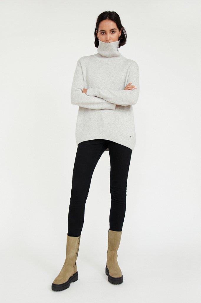 Джемпер женский, Модель A20-11135, Фото №2