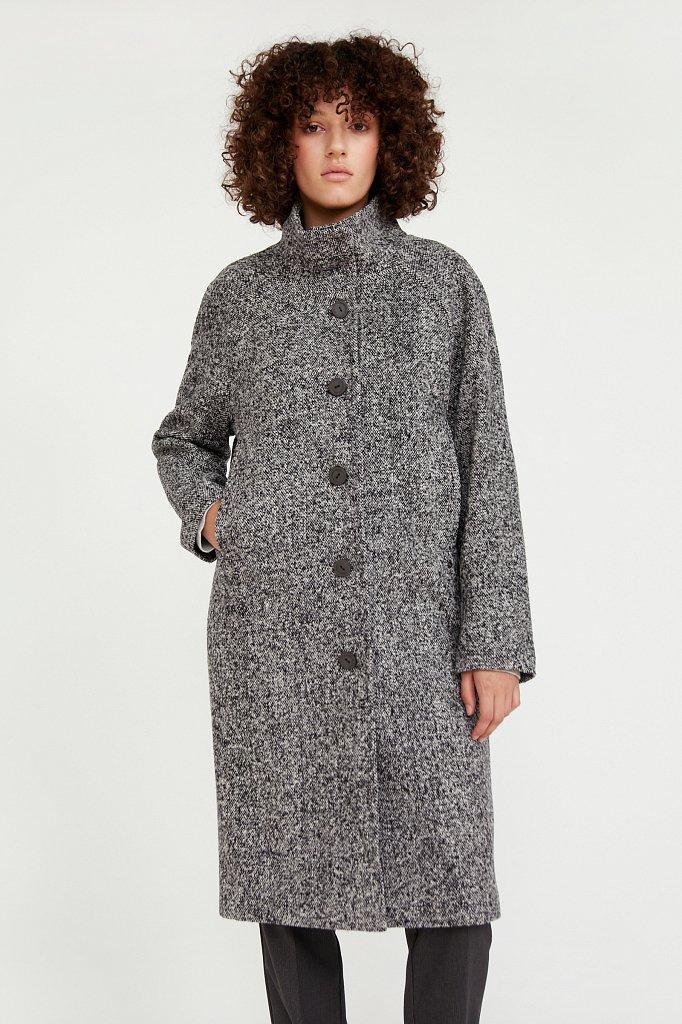 Пальто женское, Модель A20-12026, Фото №1