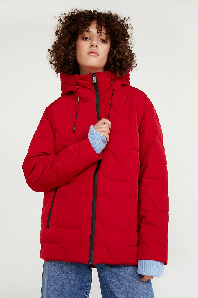 Куртка женская, Модель A20-13020, Фото №1
