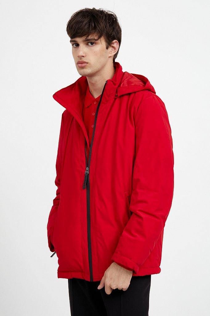Куртка мужская, Модель A20-22009, Фото №1