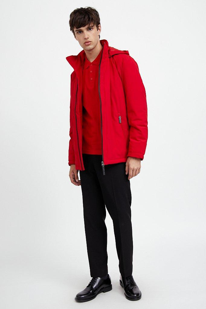 Куртка мужская, Модель A20-22009, Фото №2