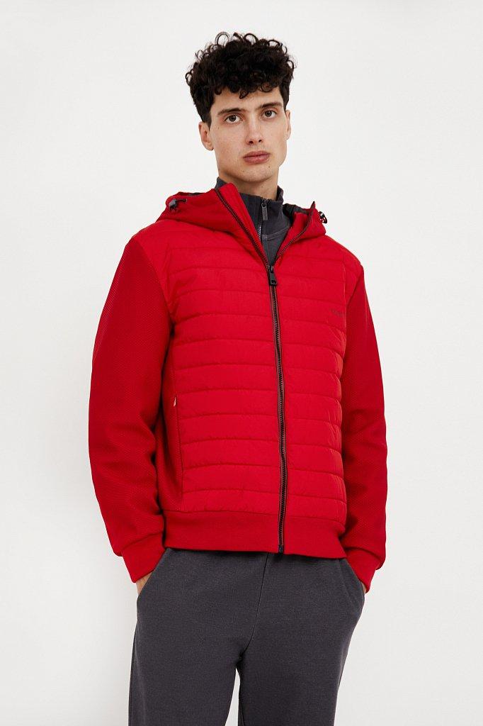 Куртка мужская, Модель A20-23000, Фото №1