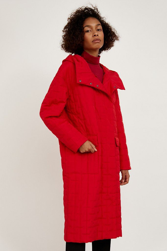 Пальто женское, Модель A20-32026, Фото №1