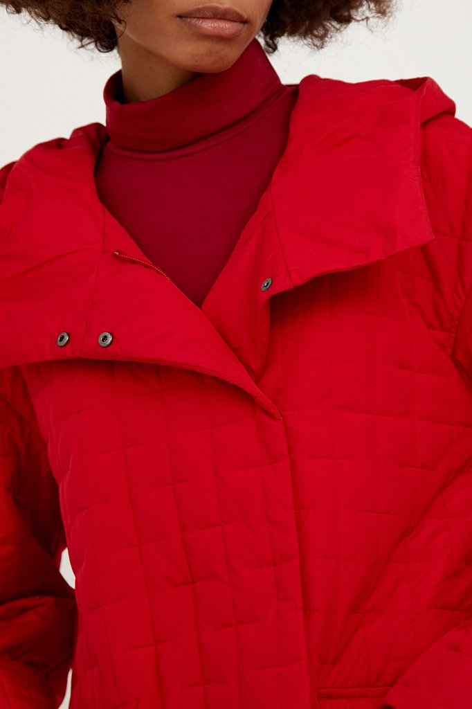 Пальто женское, Модель A20-32026, Фото №6