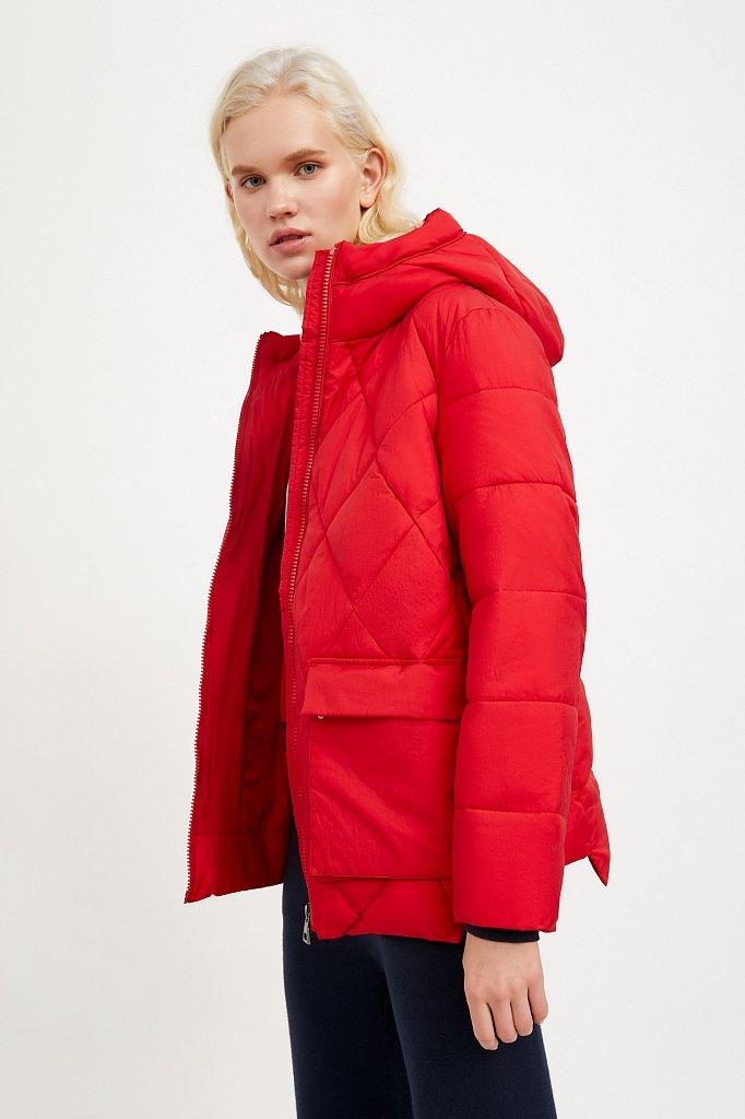 Куртка женская, Модель A20-32058, Фото №3