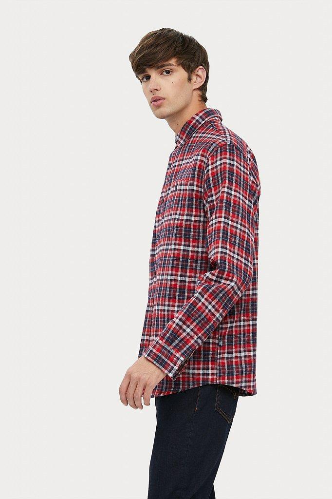 Верхняя сорочка мужская, Модель A20-42029, Фото №3