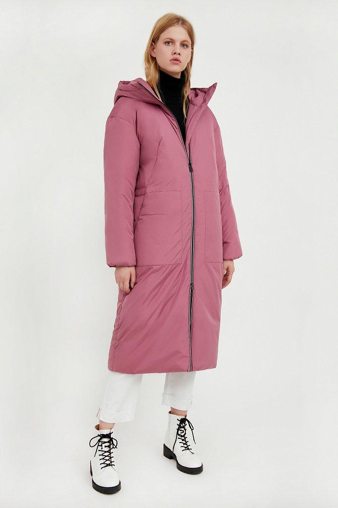 Пальто женское, Модель A20-32016, Фото №1
