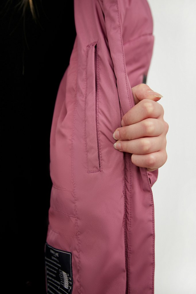 Пальто женское, Модель A20-32016, Фото №4