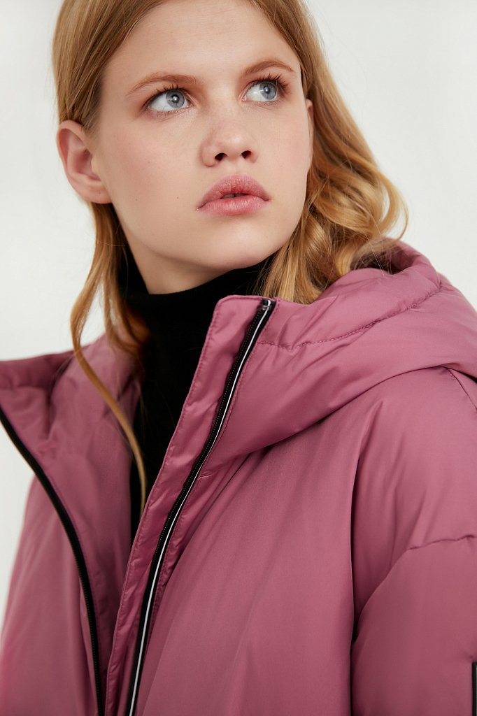 Пальто женское, Модель A20-32016, Фото №7