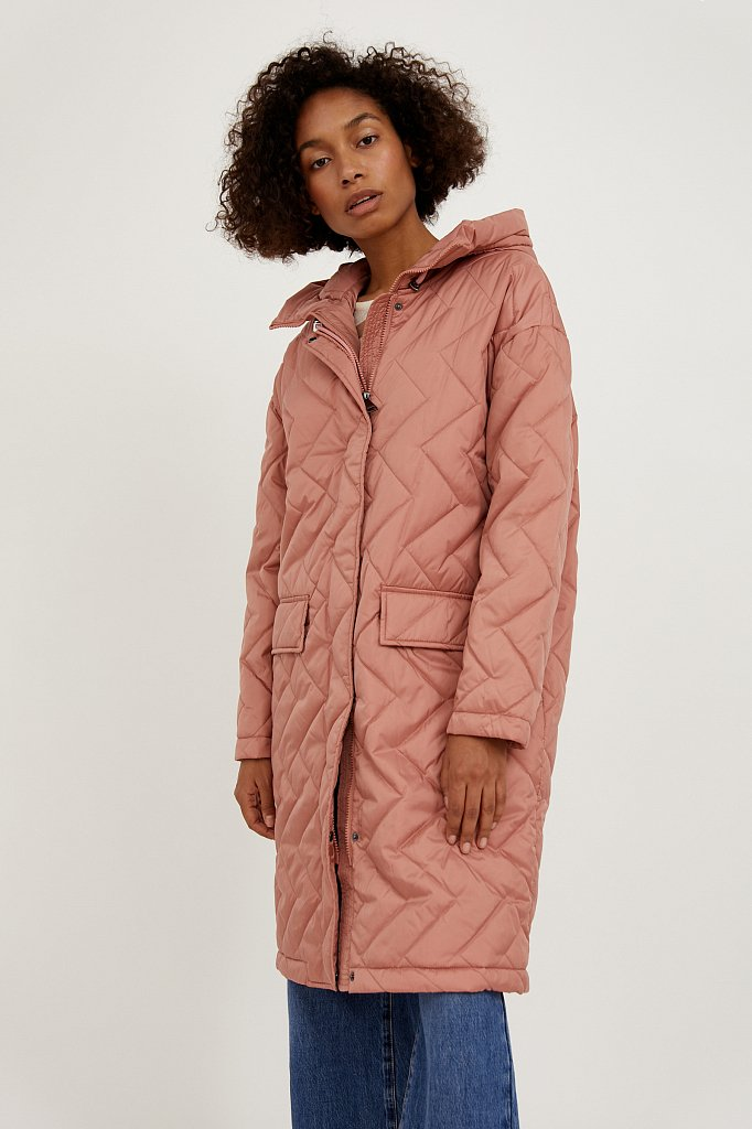 Пальто женское, Модель A20-32006, Фото №1