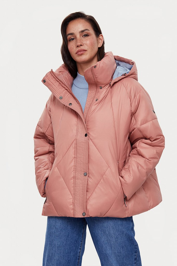 Куртка женская, Модель A20-32070, Фото №2