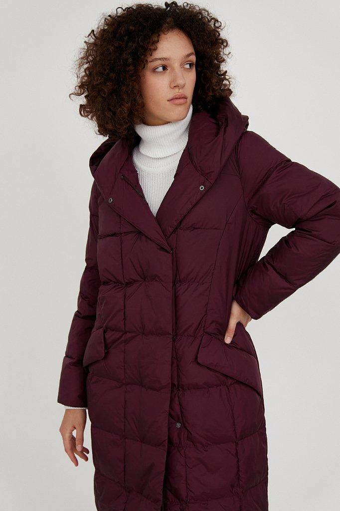 Пальто женское, Модель A20-12014, Фото №1