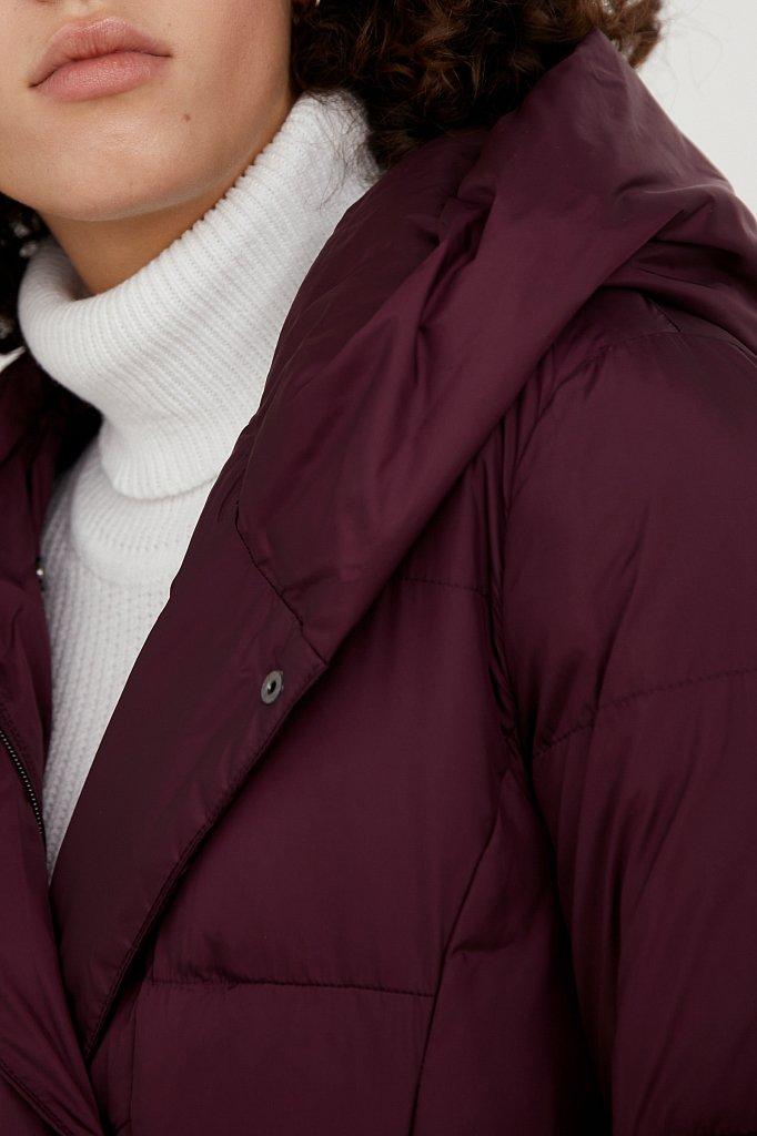 Пальто женское, Модель A20-12014, Фото №4