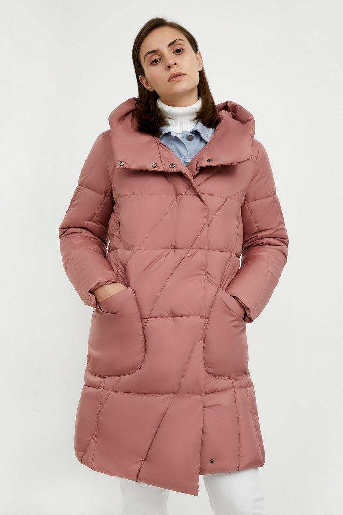 Пальто женское, Модель A20-12006, Фото №1