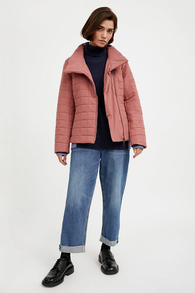 Куртка женская, Модель A20-12011, Фото №2