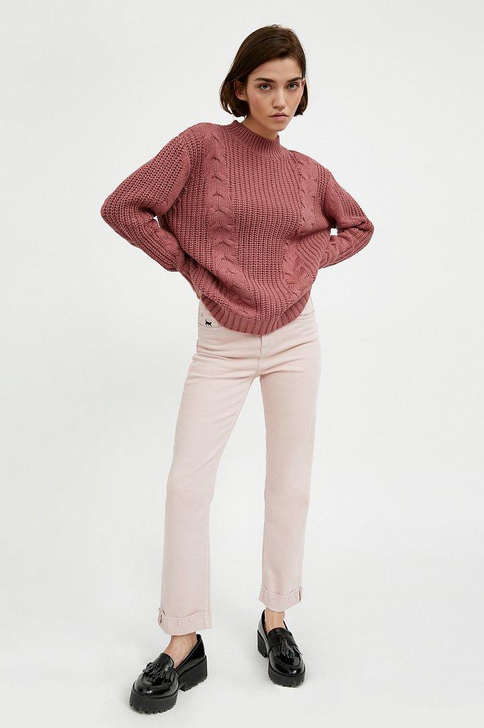 Джемпер женский, Модель A20-12106, Фото №4