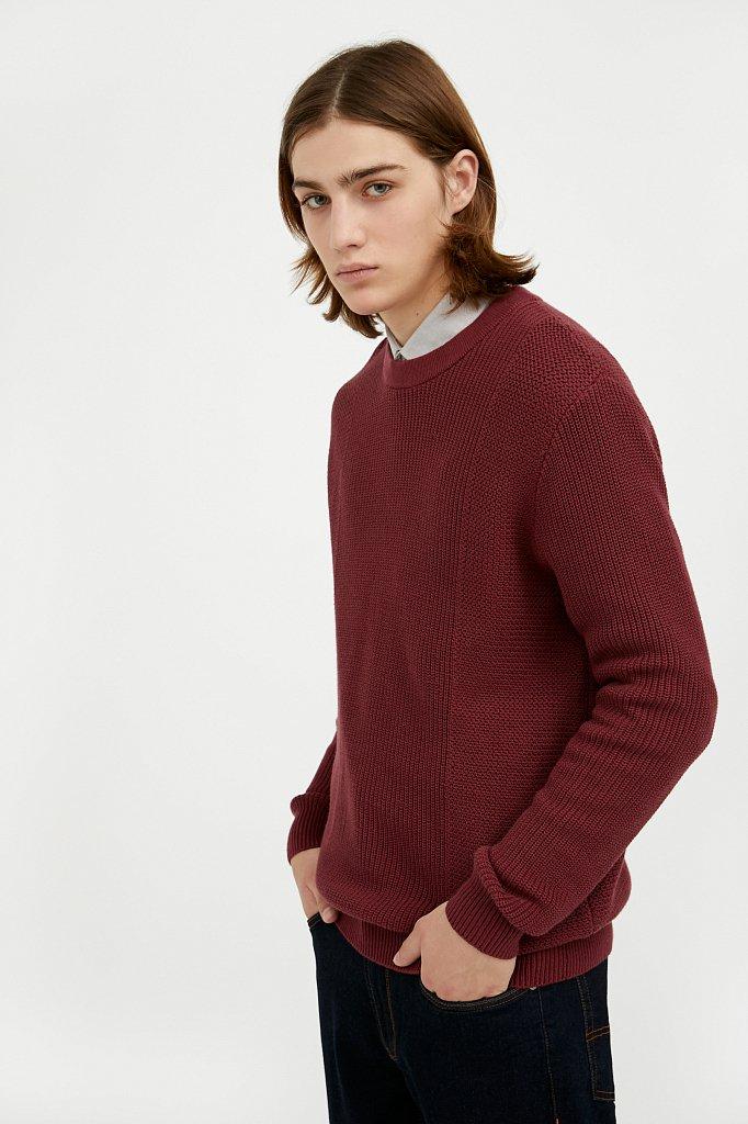 Джемпер мужской, Модель A20-21107, Фото №4
