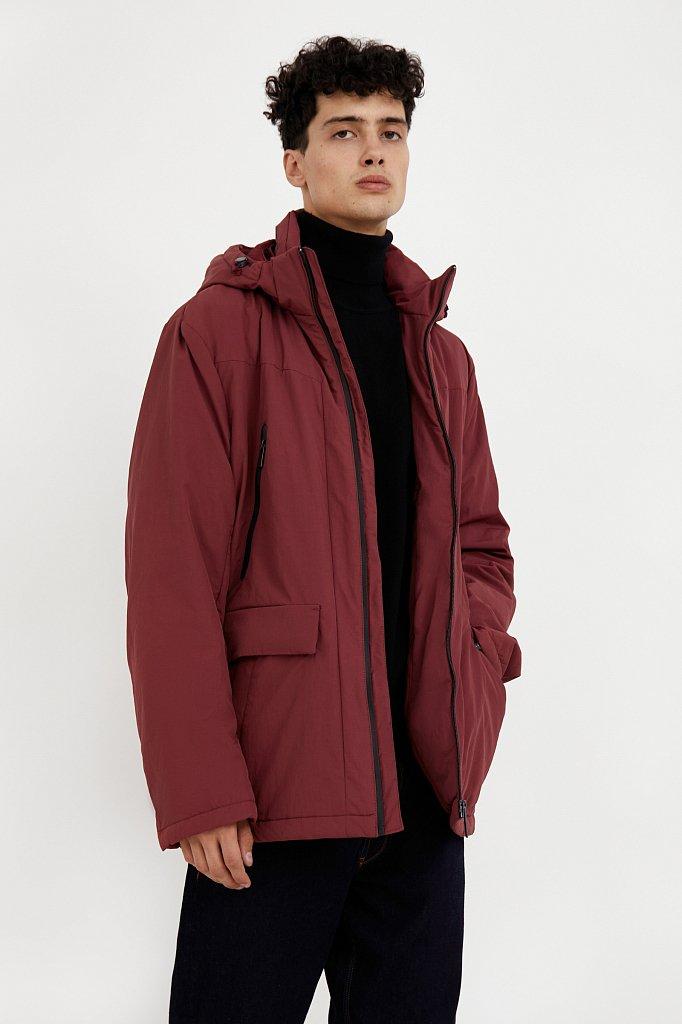 Куртка мужская, Модель A20-42004, Фото №1