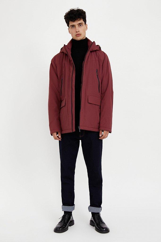 Куртка мужская, Модель A20-42004, Фото №2