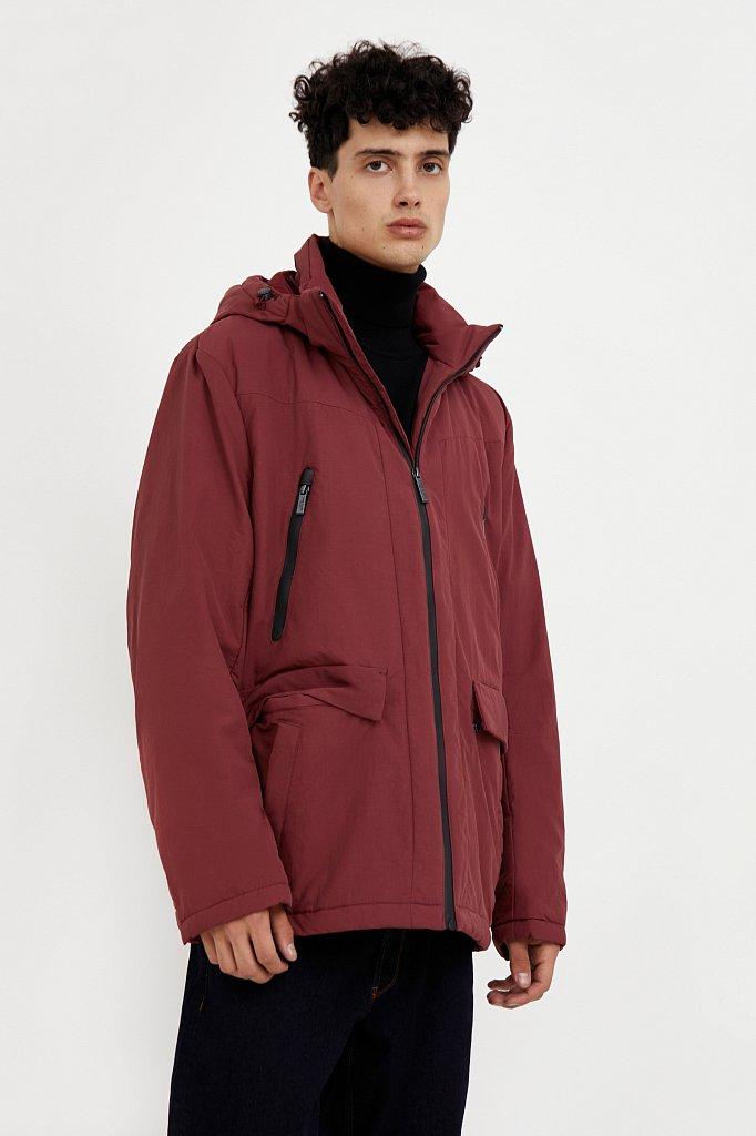 Куртка мужская, Модель A20-42004, Фото №3