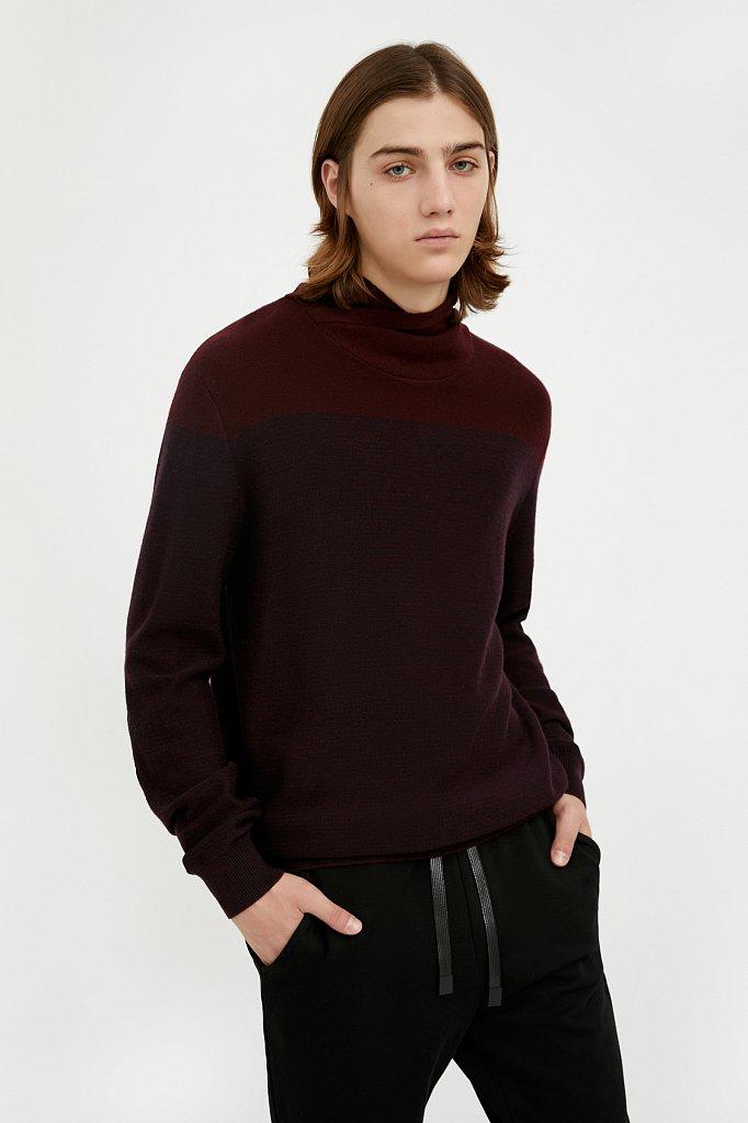 Джемпер мужской, Модель A20-42104, Фото №1