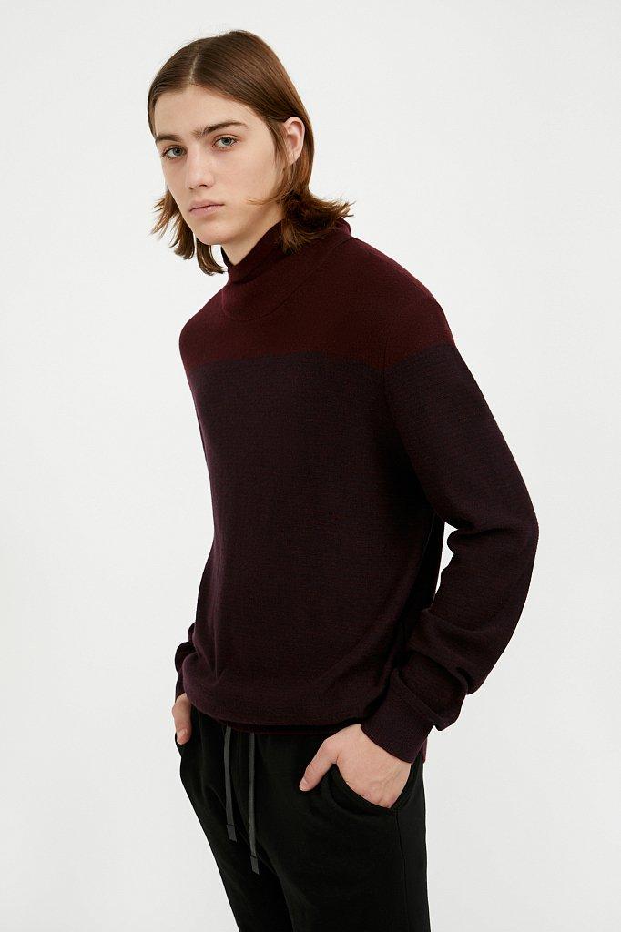 Джемпер мужской, Модель A20-42104, Фото №3