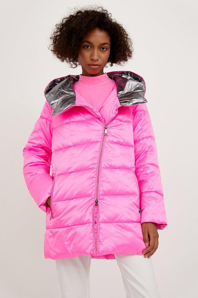 Куртка женская, Модель A20-13025, Фото №1