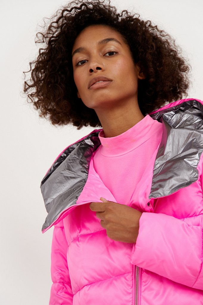 Куртка женская, Модель A20-13025, Фото №7