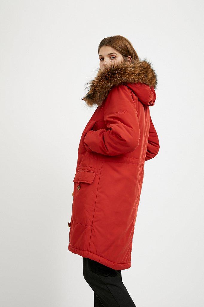 Пальто женское, Модель A20-12020, Фото №4