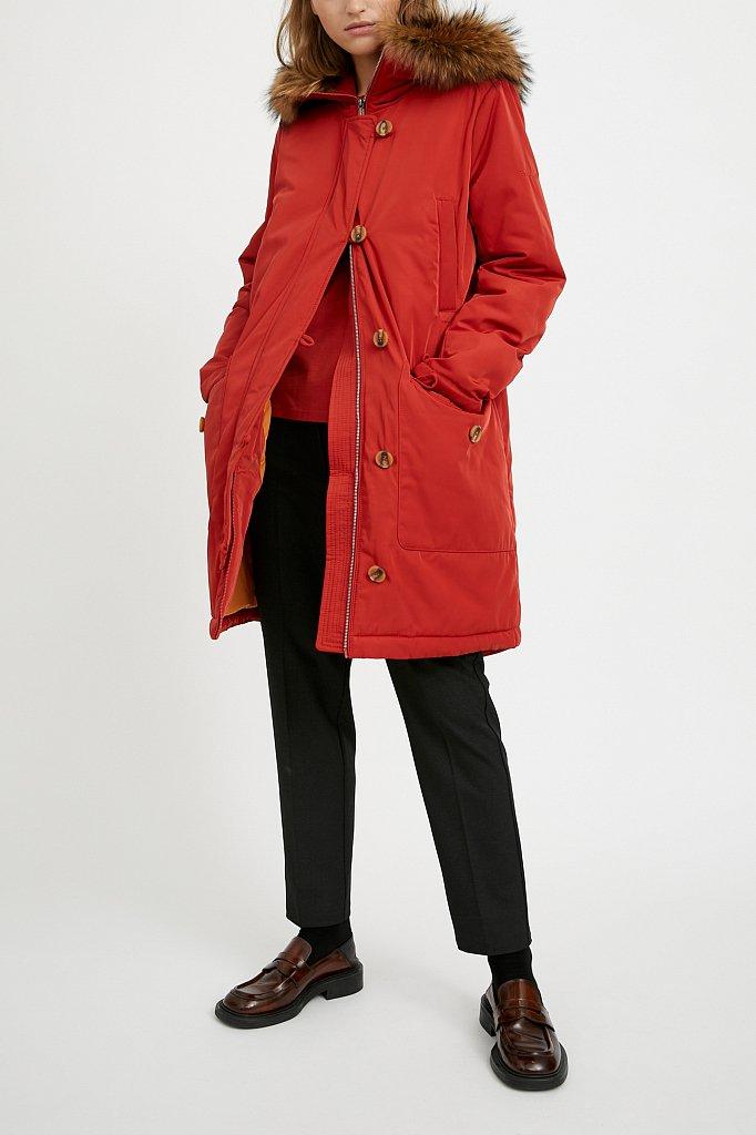 Пальто женское, Модель A20-12020, Фото №9