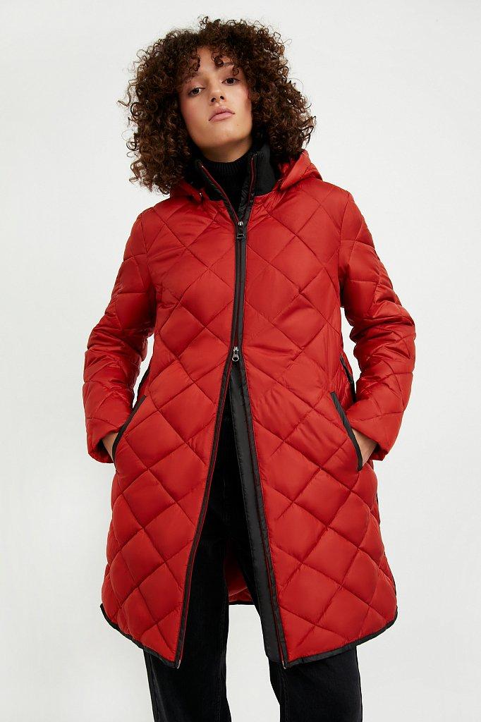 Пальто женское, Модель A20-12054, Фото №1