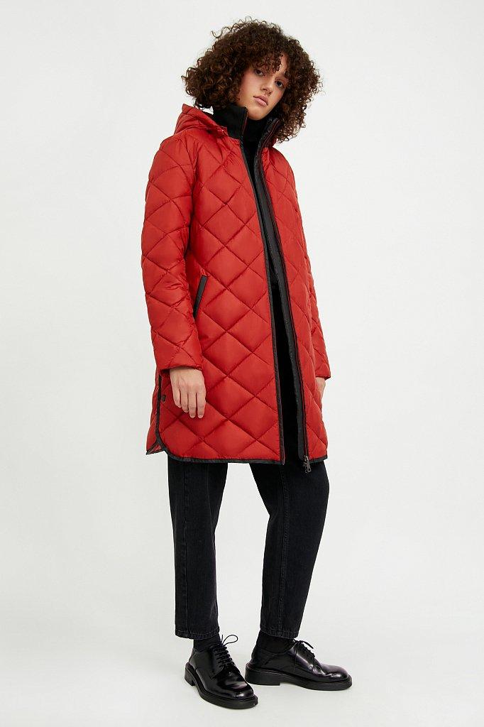 Пальто женское, Модель A20-12054, Фото №2