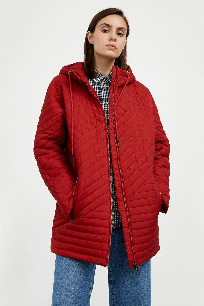 Куртка женская, Модель A20-12057, Фото №1