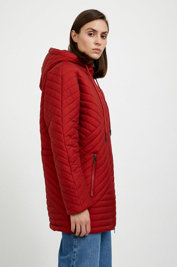 Куртка женская, Модель A20-12057, Фото №3