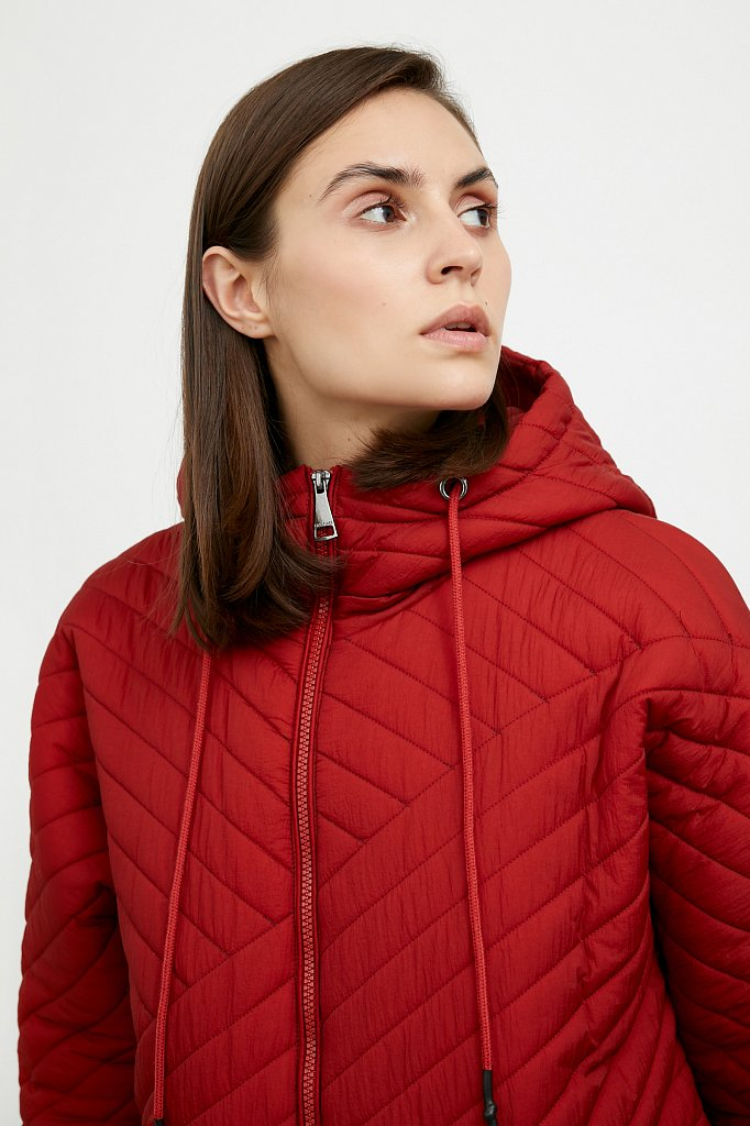 Куртка женская, Модель A20-12057, Фото №7