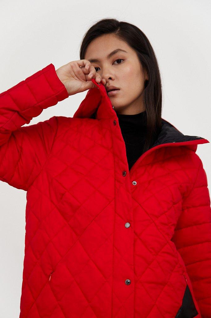 Пальто женское, Модель A20-32061, Фото №4