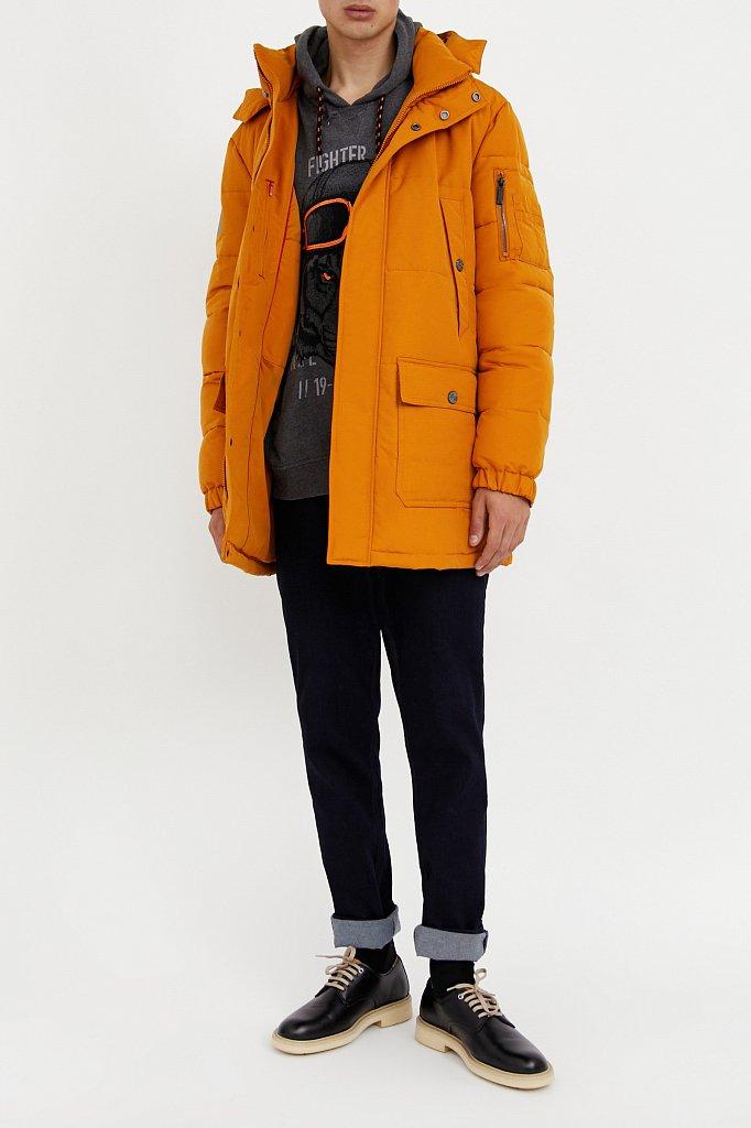 Полупальто мужское, Модель A20-22000, Фото №10