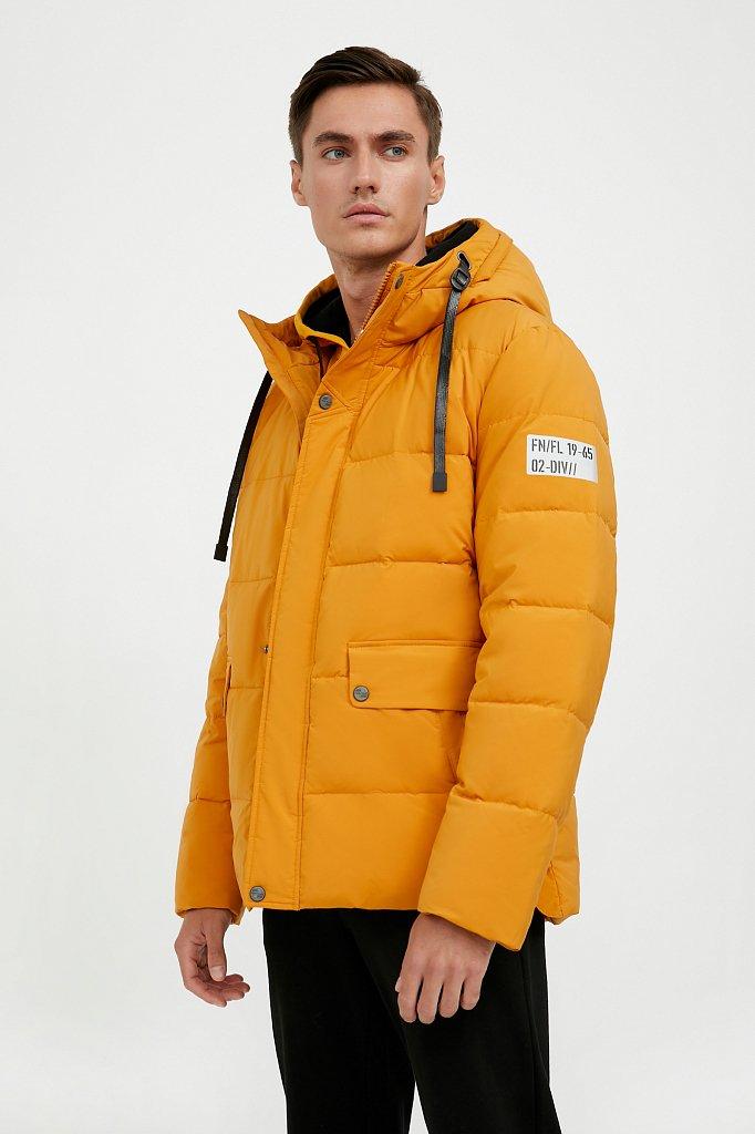 Куртка мужская, Модель A20-22001, Фото №1