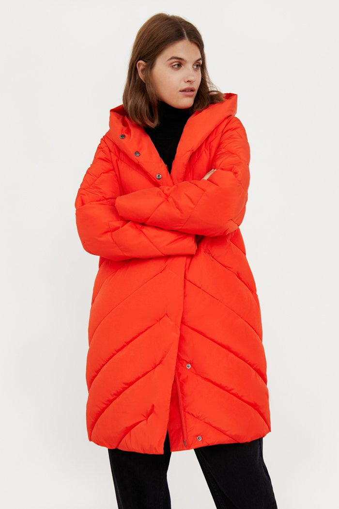 Пальто женское, Модель A20-11005, Фото №1