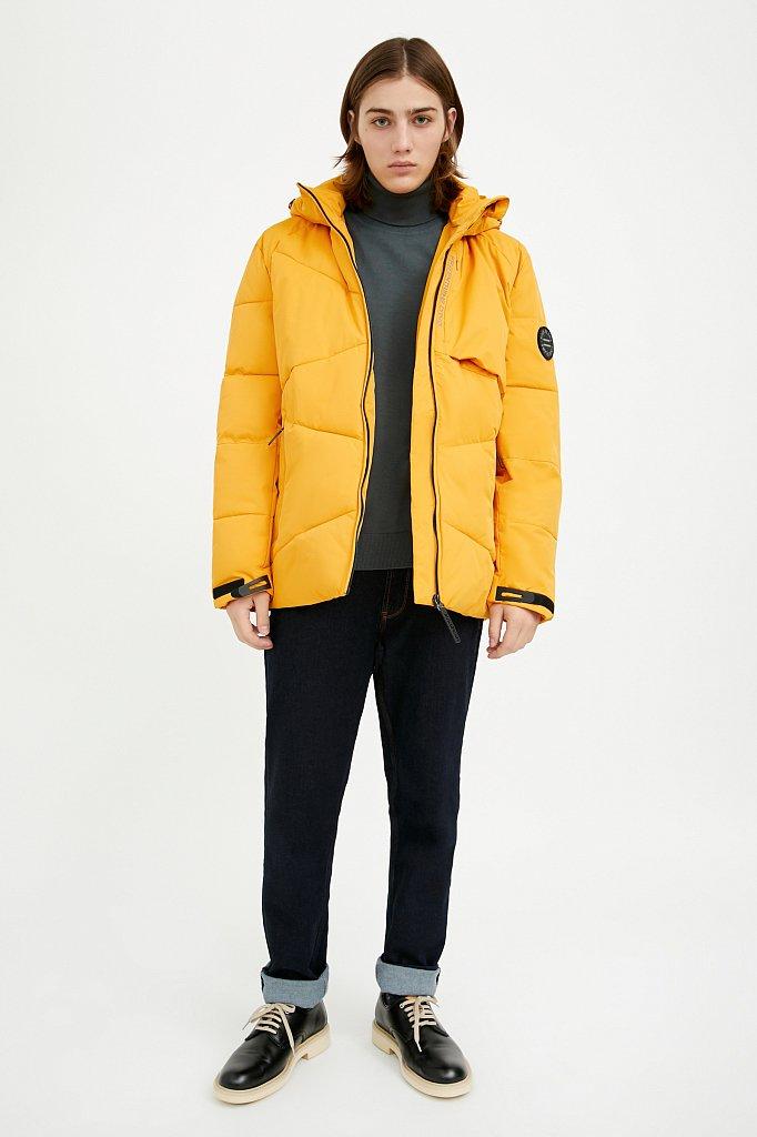 Куртка мужская, Модель A20-23010, Фото №3