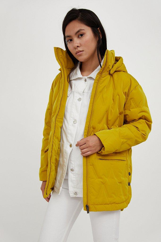 Куртка женская, Модель A20-11026, Фото №1